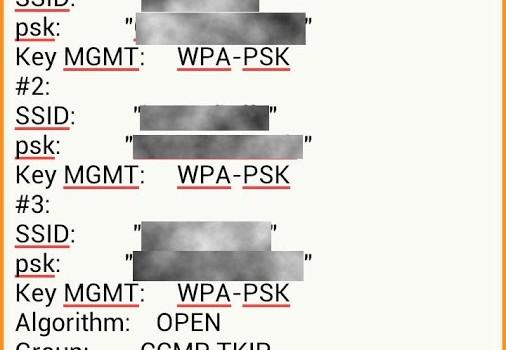 WiFi Key Recovery Ekran Görüntüleri - 1