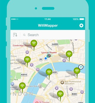 WifiMapper Ekran Görüntüleri - 5