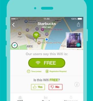 WifiMapper Ekran Görüntüleri - 4