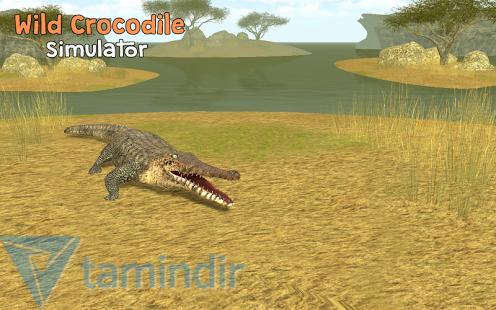 Wild Crocodile Simulator 3D Ekran Görüntüleri - 3