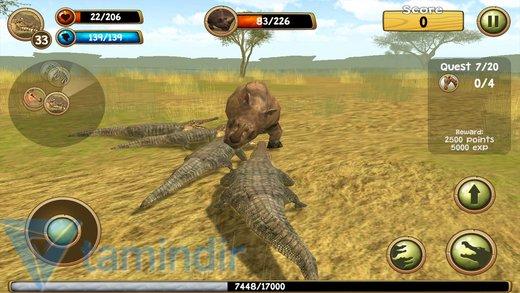 Wild Crocodile Simulator 3D Ekran Görüntüleri - 1