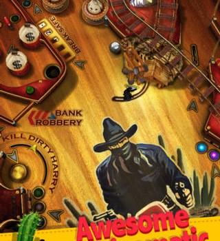 Wild West Pinball Ekran Görüntüleri - 4