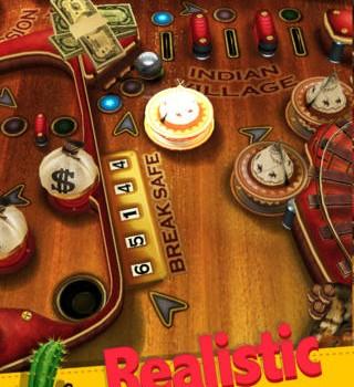 Wild West Pinball Ekran Görüntüleri - 3