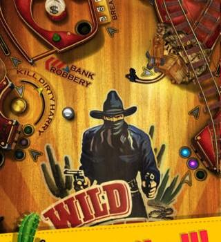 Wild West Pinball Ekran Görüntüleri - 2