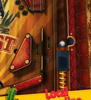 Wild West Pinball Ekran Görüntüleri - 1