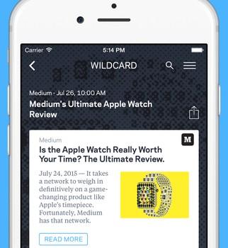 Wildcard Ekran Görüntüleri - 4
