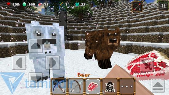 Winter Craft 3: Mine Build Ekran Görüntüleri - 3