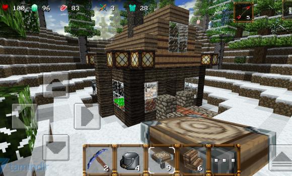 Winter Craft 3: Mine Build Ekran Görüntüleri - 1