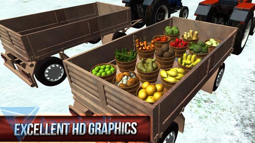 Winter Hill Climb Truck Racing Ekran Görüntüleri - 1