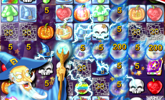 Witch Puzzle Ekran Görüntüleri - 2