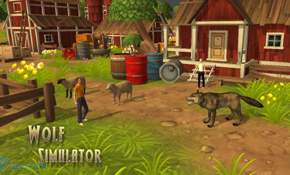 Wolf Simulator Ekran Görüntüleri - 4