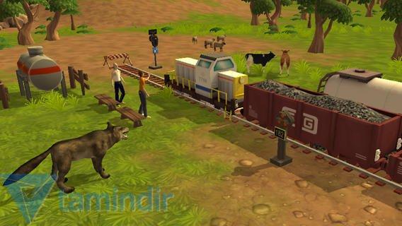 Wolf Simulator Ekran Görüntüleri - 2