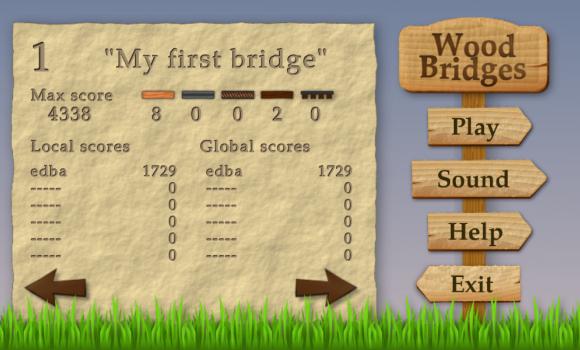 Wood Bridges Ekran Görüntüleri - 1