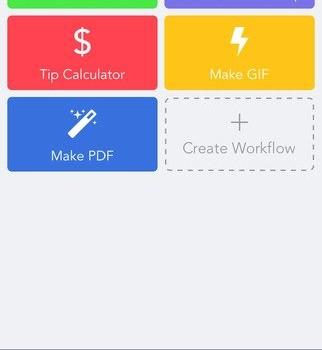 Workflow Ekran Görüntüleri - 4