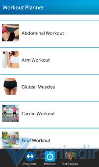 Workout Planner Ekran Görüntüleri - 3