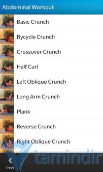 Workout Planner Ekran Görüntüleri - 2