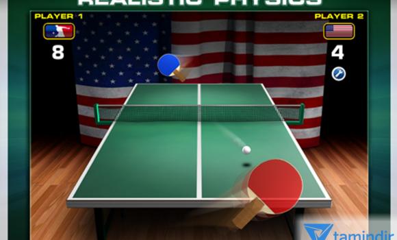 World Cup Table Tennis Ekran Görüntüleri - 5
