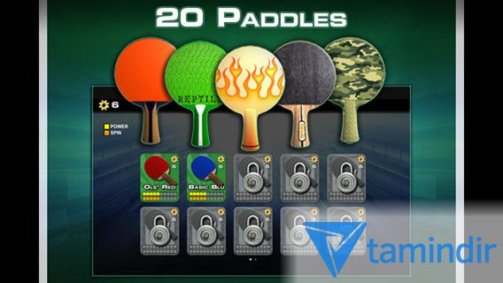 World Cup Table Tennis Ekran Görüntüleri - 3