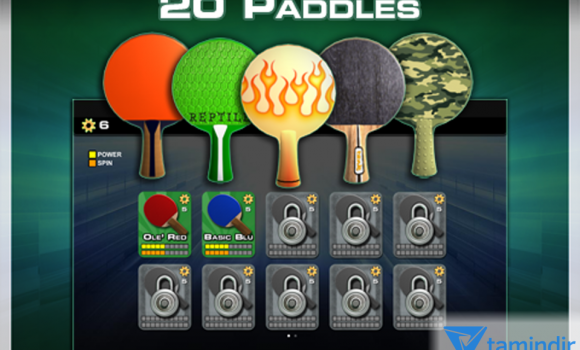 World Cup Table Tennis Ekran Görüntüleri - 4