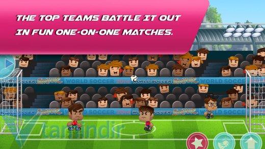 World Soccer Striker Ekran Görüntüleri - 3