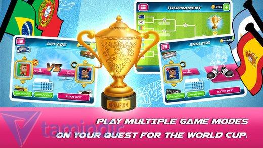 World Soccer Striker Ekran Görüntüleri - 1