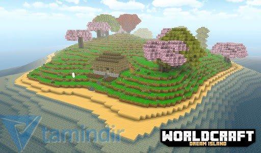 Worldcraft: Dream Island Ekran Görüntüleri - 2