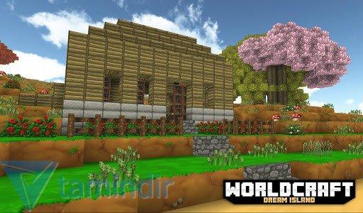 Worldcraft: Dream Island Ekran Görüntüleri - 1