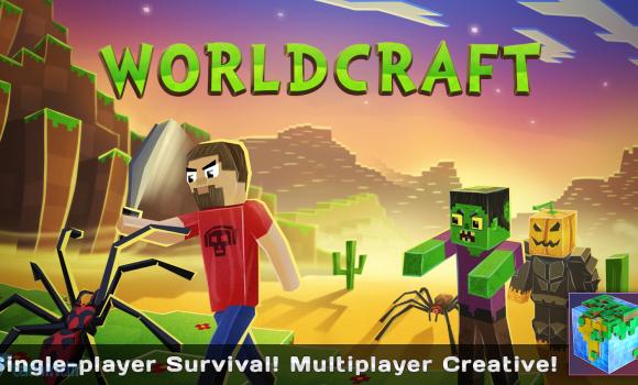WorldCraft Ekran Görüntüleri - 3