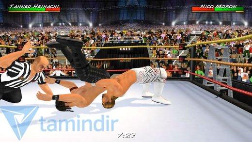 Wrestling Revolution 3D Ekran Görüntüleri - 4