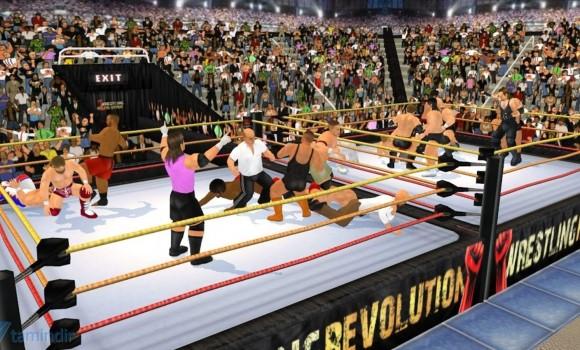 Wrestling Revolution 3D Ekran Görüntüleri - 3