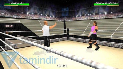 Wrestling Revolution 3D Ekran Görüntüleri - 1