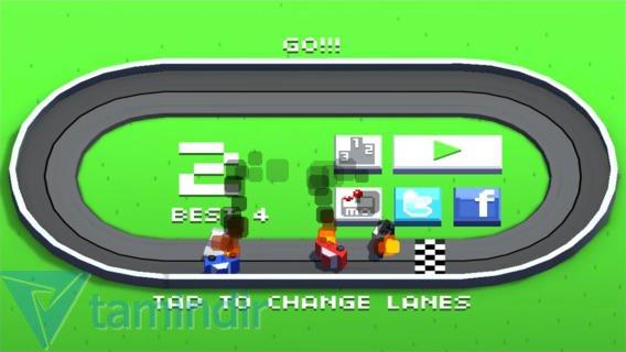 Wrong Way Racing Ekran Görüntüleri - 2