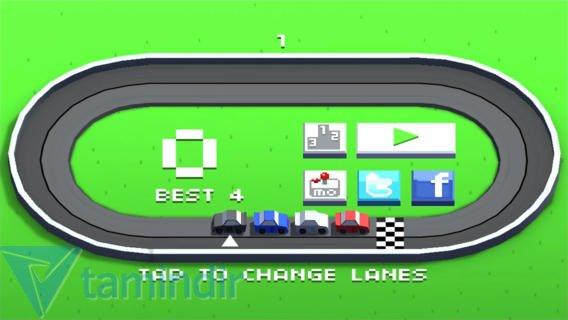Wrong Way Racing Ekran Görüntüleri - 1
