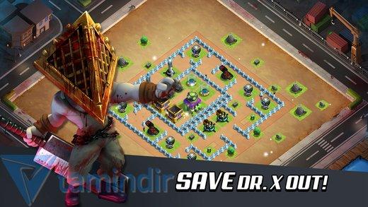 X-War: Clash of Zombies Ekran Görüntüleri - 2
