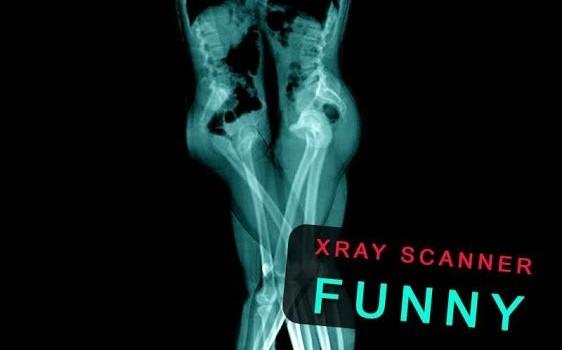 Xray Scanner Funny Ekran Görüntüleri - 2