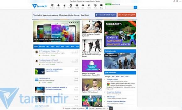 Yandex.Browser Alpha Ekran Görüntüleri - 1