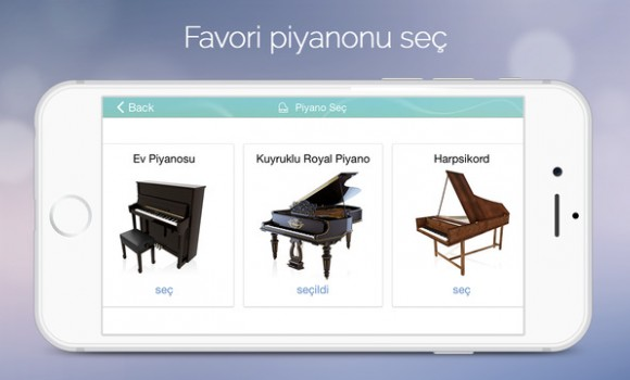 Yokee Piano Ekran Görüntüleri - 2