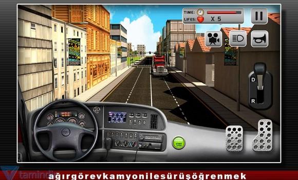 Yol Kamyon Simülasyon 3D Ekran Görüntüleri - 4
