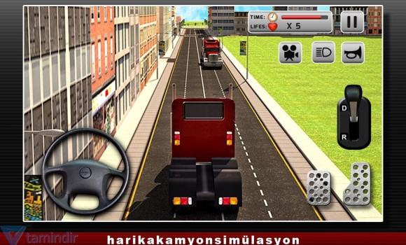 Yol Kamyon Simülasyon 3D Ekran Görüntüleri - 3