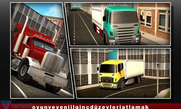 Yol Kamyon Simülasyon 3D Ekran Görüntüleri - 2