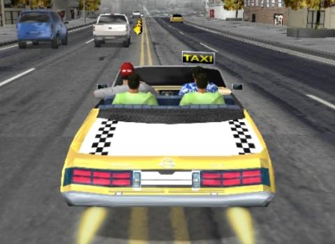 ZECA TAXI 3D Ekran Görüntüleri - 2