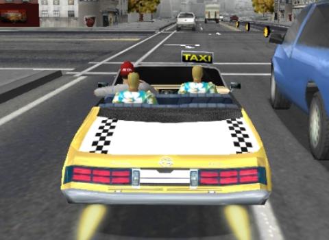 ZECA TAXI 3D Ekran Görüntüleri - 1