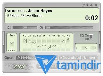 Zinf Audio Player Ekran Görüntüleri - 3