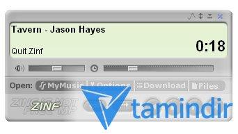 Zinf Audio Player Ekran Görüntüleri - 2