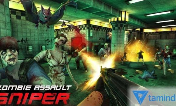 Zombie Assault: Sniper Ekran Görüntüleri - 5