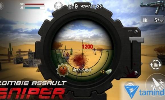 Zombie Assault: Sniper Ekran Görüntüleri - 4