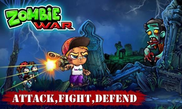Zombie defense: Death Invaders Ekran Görüntüleri - 1
