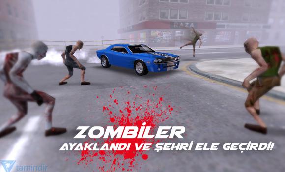 Zombie Drift 3D Ekran Görüntüleri - 3