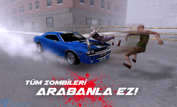 Zombie Drift 3D Ekran Görüntüleri - 2