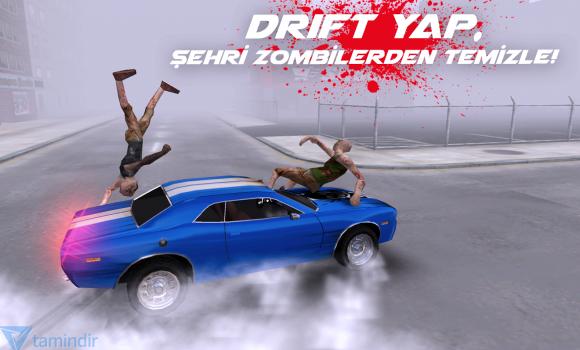 Zombie Drift 3D Ekran Görüntüleri - 1